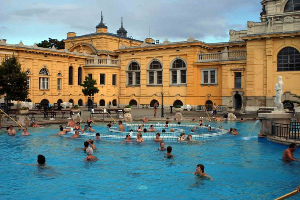 Budapest Beauty