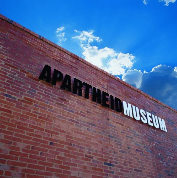 Apartheid Museum Johannesburg